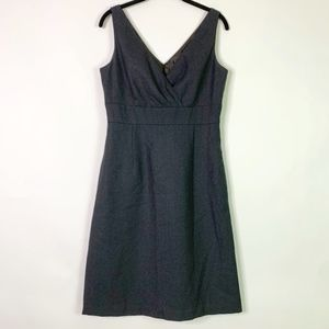 Banana Republic Dress 8 Sheath 100% Wool